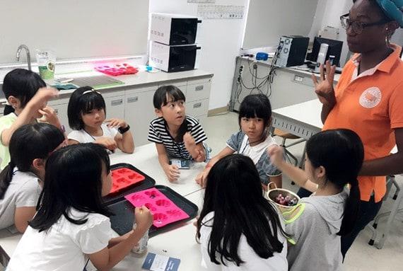 実験室Laboratory