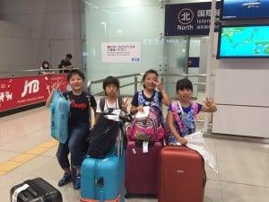 8月12日金浦空港 帰り_4092 関西組