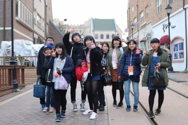 パジュ英語村国際交流キャンプ体験談