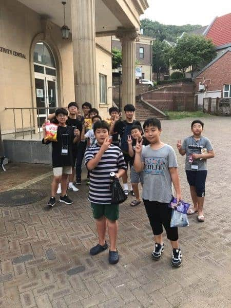 パジュ英語村国際交流サマーキャンプ2017