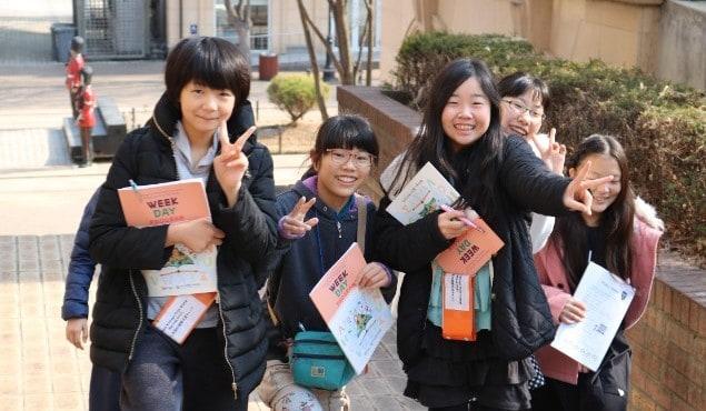 春休み英語キャンプ